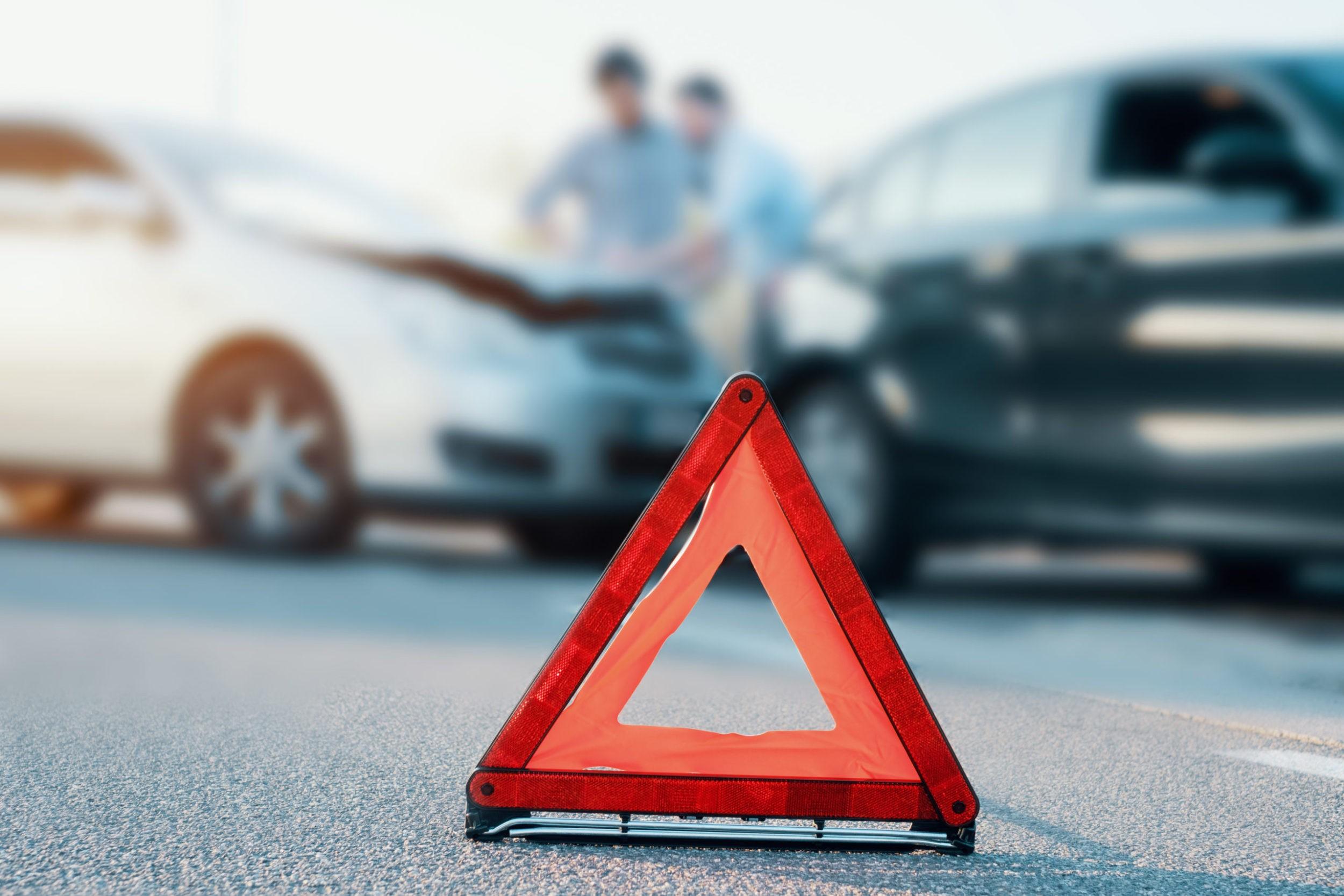 consignes de sécurité lors d'un accident